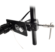 TFS BullsEye™ Cable Adapter with Patch Cable and Tripod Clamp