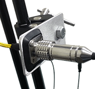 Magnum™ Cable Adapter with Tripod Clamp and Patch Cable - 2 Fibers
