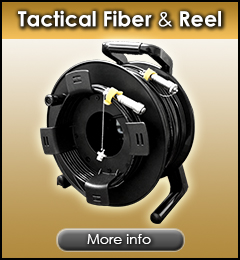Tactical Fiber and Reel